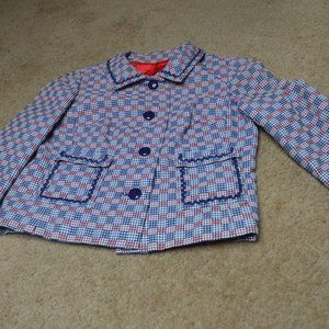 Red, White and Blue vintage jacket